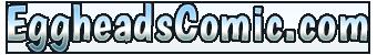 Eggheads Comic Logo