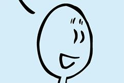 Webcomic Eggheads Comic Strip 054 What Superhero Featured