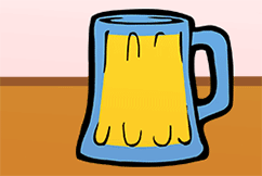 Webcomic Eggheads Comic Strip 132 I Did Ask